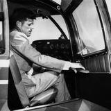 Sen John Kennedy Returning from 'Bachelors' Mediterranean Cruise