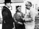 Albert Einstein and His Wife Elsa in Exile from Nazi Germany
