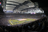 Detroit Lions and Houston Texans NFL: Ford Field