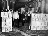 Abandoned Tunnels Provide Emergency Storage