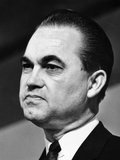 Governor George Wallace of Alabama  June  8  1964