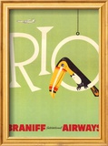 Braniff Air Rio c1960s