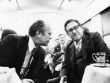 President Gerald Ford and Henry Kissinger at Strategic Arms Limitation Talks (SALT)  Nov 23  1974