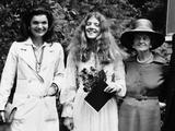 Caroline Kennedy  Graduates from Concord Academy