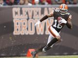 Cleveland Browns Stadium NFL: Josh Cribbs