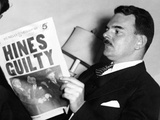 Thomas Dewey  Made Headlines as a Racket Busting District Attorney