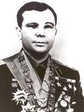 Russian Cosmonaut Yuri Gagarin Was the First Human in Space  ca 1961