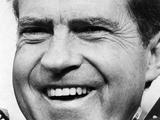 Former Vice President Richard Nixon Smiling