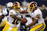 Washington Redskins and Dallas Cowboys NFL: Robert Griffin III and Alfred Morris