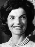 Jacqueline Kennedy as First Lady  ca 1962