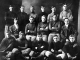 1910 Abilene High School Football Team  on Which President Dwight Eisenhower Played