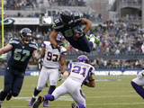 Seattle Seahawks and Minnesota Vikings NFL: Golden Tate