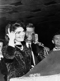 Jacqueline Kennedy Speaking in Spanish to the League of United Latin American Citizens