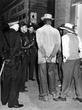 Zoot Suit Riots in Los Angeles