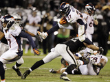 Oakland Raiders and Denver Broncos NFL: Knowshon Moreno