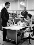 IBM Computerizing Magazine Subscriptions in 1962