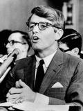 Sen Robert F Kennedy