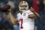 San Francisco 49ers and New England Patriots NFL: Colin Kaepernick