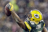 Green Bay Pakers and Detroit Lions NFL: Randall Cobb