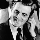 Senator Walter Mondale During 1976 Presidential Campaign