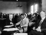 Heywood Patterson  One of the African American 'Scottsboro Boys' on Trial