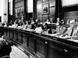 House Judiciary Committee in Deliberations Leading to Impeachment Vote of Pres Nixon  Jul 14  1974