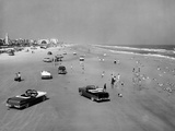 Daytona Beach Is 23-Mile-Long and 600 Feet Wide