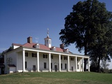 Mount Vernon  George Washington&#39;s Virginia Estate  ca 2000