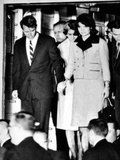 President John Kennedy's Body Arrives in Washington