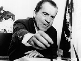President Richard Nixon Signs the Emergency Employment Act of 1971