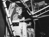 Jerrie Cobb in Astronaut Training