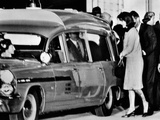 President John Kennedy's Body Arrives in Washington