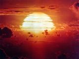 The Apache Shot  Was a 185 Megaton Hydrogen Bomb  Enewetak Atoll on July 8  1956