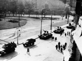 The 1956 Hungarian Uprising