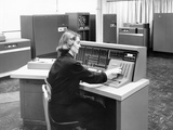 IBM 702  Was a Giant Brain Designed for Business