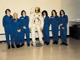 First Class of Female Astronauts Who Completed Training in 1979