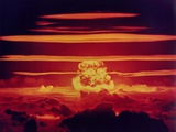 The Dakota Shot  Was a 11 Megaton Hydrogen Bomb  Enewetak Atoll on June 25  1956