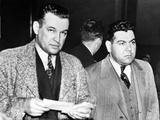 Joseph Accurso (Right) of Cleveland in Court in Brooklyn