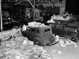 1933 Long Beach Earthquake Damage
