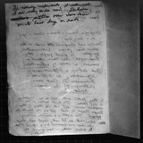 Suicide Note  Written and Signed by Annie Moore