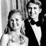 Tricia Nixon and Edward Cox