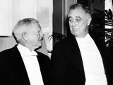 Vice President John Nance Garner and President Franklin Roosevelt