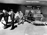 President John Kennedy's Limousine at Parkland Hospital