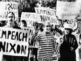Anti-Nixon Demonstrators at the White House