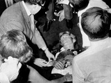 Mortally Wounded Robert Kennedy