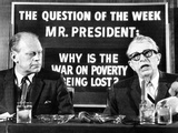 GOP Congressional Leaders Charged Pres Johnson's Anti-Poverty Program as 'Arrogance of Power'