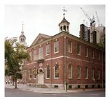 Congress Hall  Sixth and Chestnut Streets  Philadelphia