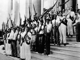 Armed Students at the University of Havana on Sept 15  1933