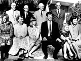 Dwight Eisenhower Family Portrait at El Dorado Country Club  Palm Desert  California