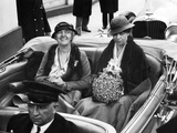 First Ladies' Car at the 1933 Presidential Inauguration
